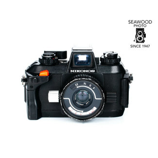 Nikon Nikon Nikonos IV-A With 35mm F/2.5 Lens GOOD