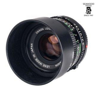 Canon Canon FD 50mm f/1.8 w/Shade EXCELLENT