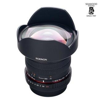 Rokinon Rokinon 14mm f/2.8 for EOS Excellent