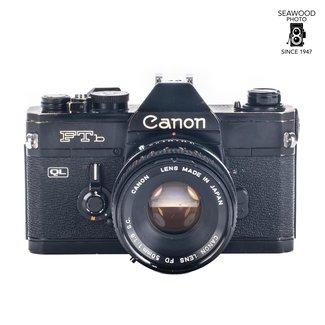 Canon Canon FTb W/50mm F/1.8 GOOD