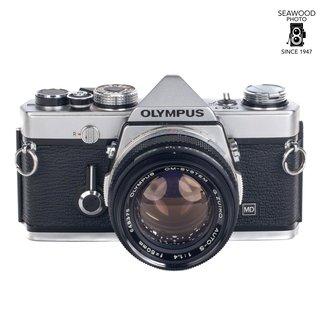 Olympus Olympus OM-1 W/50MM F/1.4 Excellent