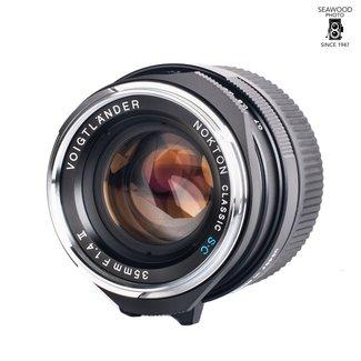 Voigtländer Voigtlander 35mm F/1.4 II SC Nokton Leica M