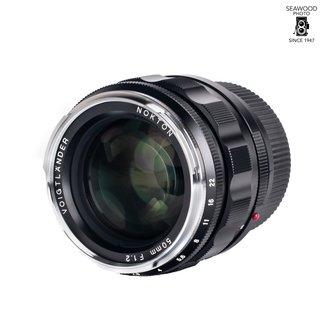 Voigtländer Voigtlander Nokton 50mm f1.2 Aspherical Leica M-Mount