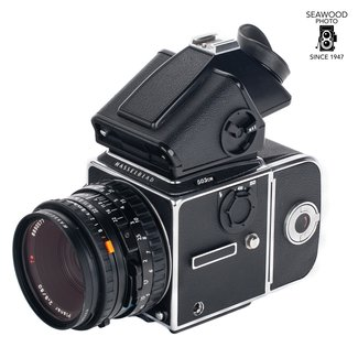 Hasselblad Hasselblad 503CW With 80mm F/2.8 CFE Lens And PME 3 Prism.