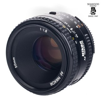 Nikon Nikon 50mm f1.8 AF EXCELLENT