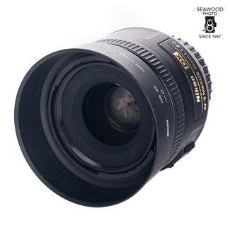 Nikon Nikon 35mm f/1.8G AF-S DX EXCELLENT