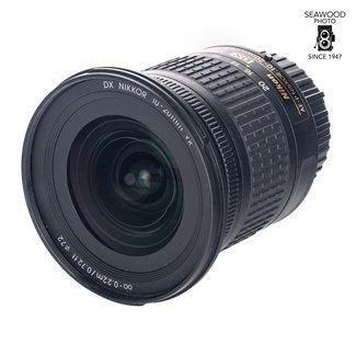 Nikon Nikon 10-20mm f/4.5-5.6G VR AF-P DX