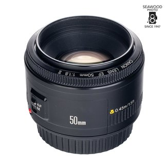 Canon Canon EF 50mm f/1.8 II EXCELLENT
