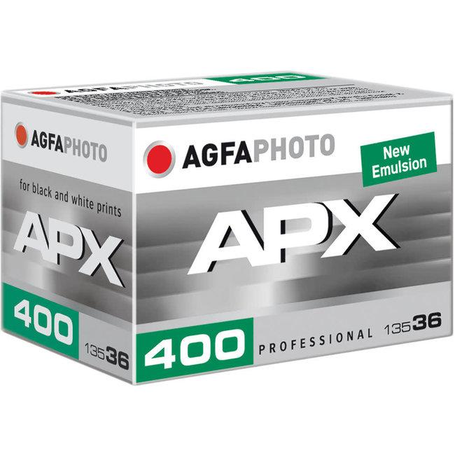 Agfa AgfaPhoto APX 400 35mm 36 EXP B&W Film
