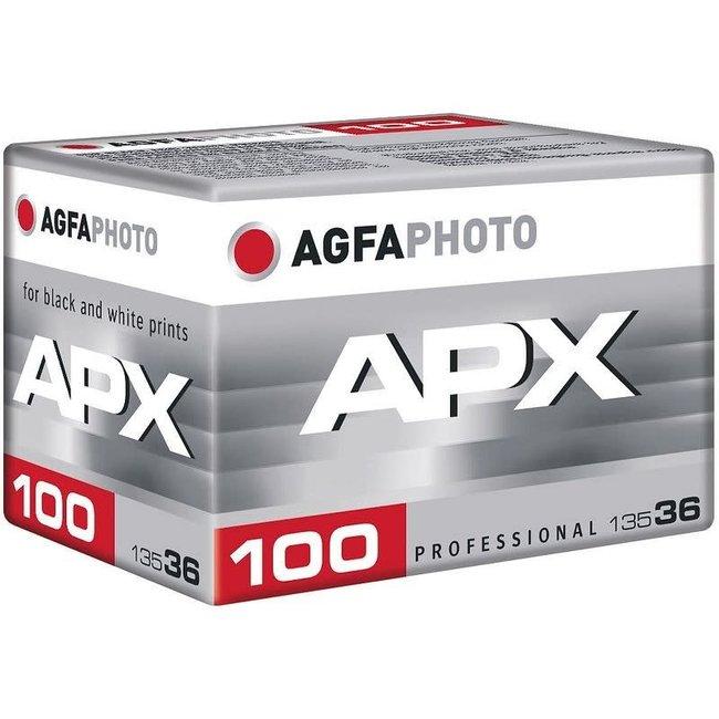 Agfa AgfaPhoto APX 100 35mm 36 EXP B&W Film