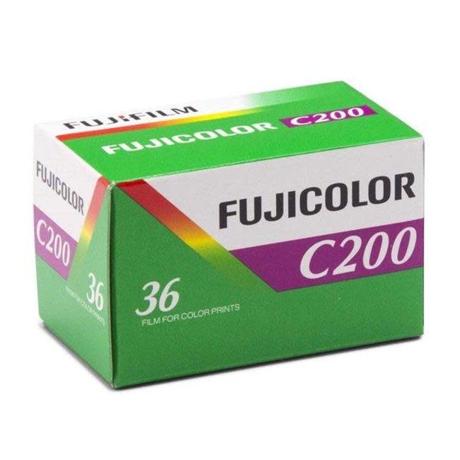 Fuji Fujicolor C200 35mm 36 EXP