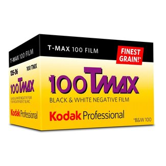 Kodak Kodak T Max 100 35mm 36 exp.