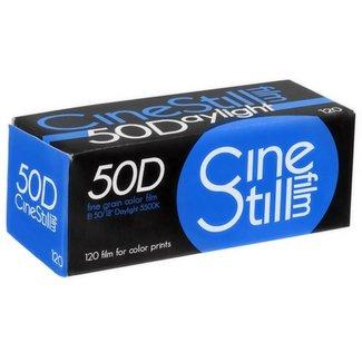 Cinestill Cinestill 50D 120 Film