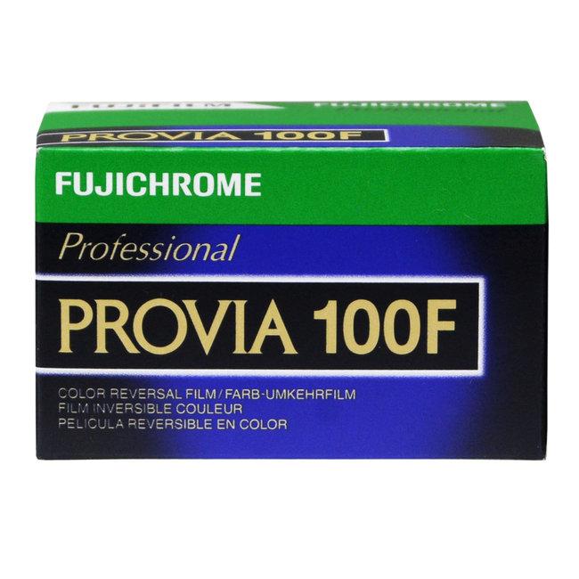 Fuji Fujichrome RDP III Provia 100F 35mm 36 exp