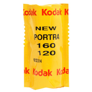 Kodak Kodak Portra 160 120mm Film