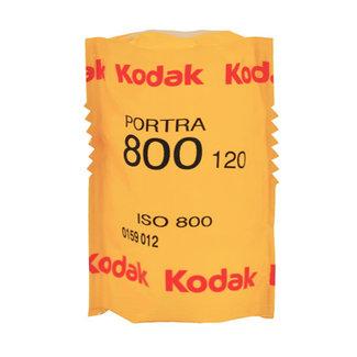 Kodak Kodak Portra 800 120 Film Single Roll
