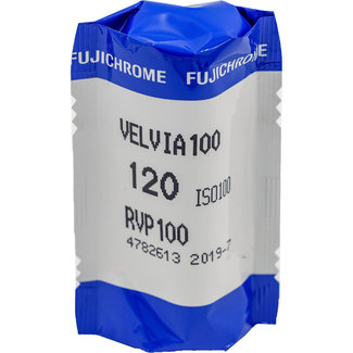 Fuji Velvia RVP 100 FujiChrome 120 Film