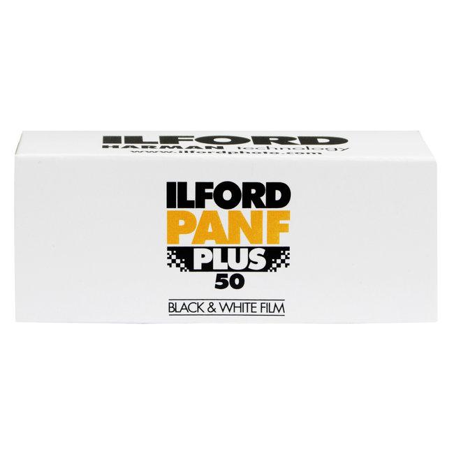 Ilford Ilford Pan F 50 Film 120