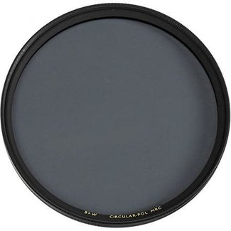 B+W B+W 43mm Circular Polarizer MRC Filter