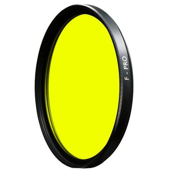B+W B+W 46mm Yellow 495 Filter