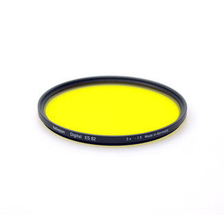 Heliopan Heliopan 82mm Yellow Filter