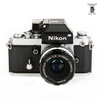 Nikon Nikon F2 w/50mm HC f/2 Lens