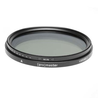 Promaster Promaster 62mm Variable ND Filter