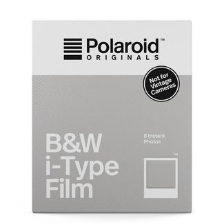 Polaroid Polaroid Originals B+W I-Type Film