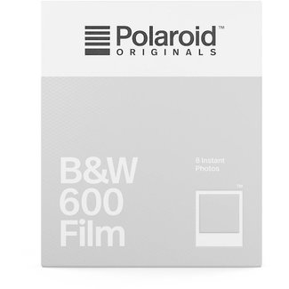 Polaroid Polaroid Originals B+W 600 Film