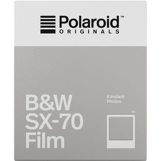 Polaroid Polaroid Originals SX-70 B+W Film