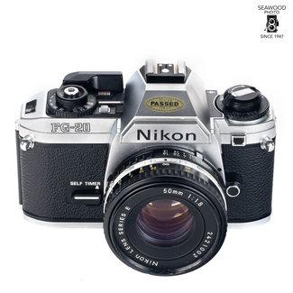 Nikon Nikon FG-20 w/50mm f/1.8 E
