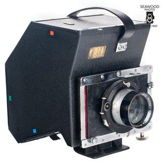 Reckmeier Reckmeier Tri-Color Camera with Voigtlander Helier 30cm F/4.5