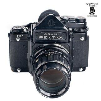 Pentax Pentax 6x7 W/ AE Finder And 150mm f/2.8