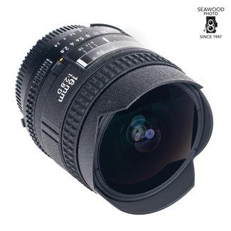 Nikon Nikon 16mm f/2.8D Fish Eye
