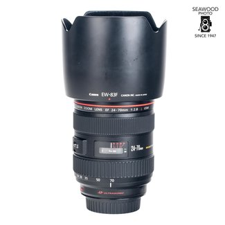 Canon Used Canon 24-70mm F/2.8 L USM