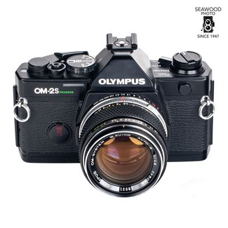 Olympus Used Olympus OM-2S Program W/ 50mm F/1.4