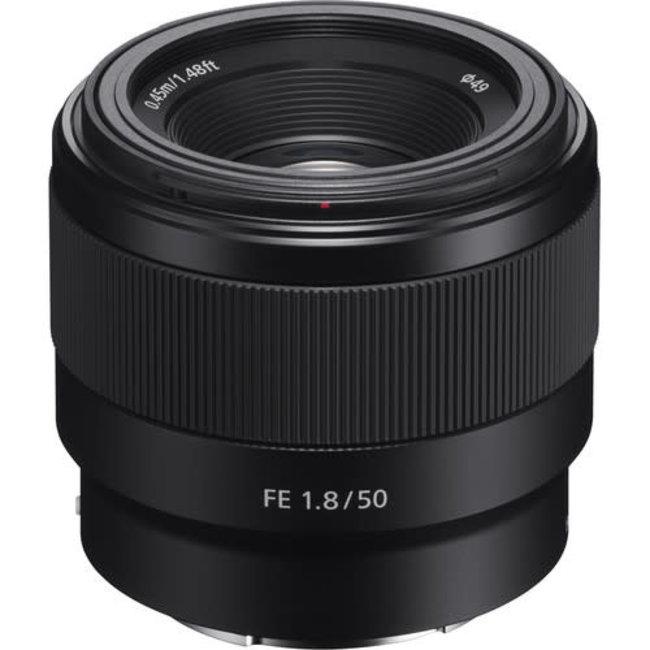 Sony Sony FE 50mm f1.8