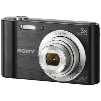 Sony Sony DSC-W800 Black
