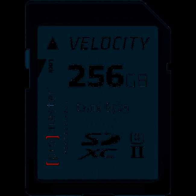 Promaster Promaster Velocity 256GB SDXC SD Card