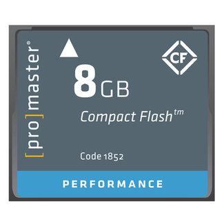 Promaster Promaster 8GB CF Card