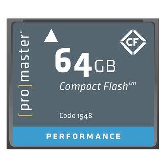 Promaster Promaster 64GB CF Card