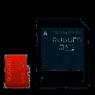 Promaster Promaster Rugged 64GB Micro SD
