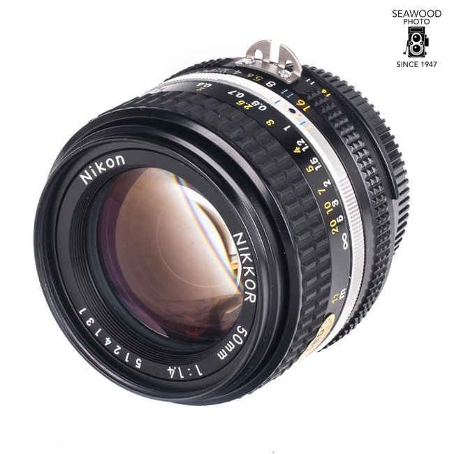 Nikon Nikon 50mm f/1.4 AI
