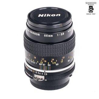 Nikon Nikon 55mm f/2.8 Micro-Nikkor