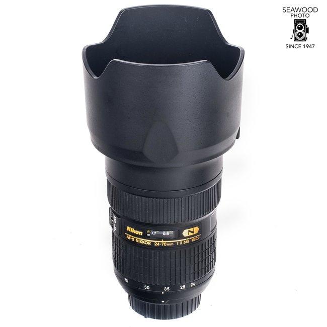 Nikon Used Nikon AF-S 24-70mm f/2.8G ED