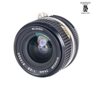 Nikon Nikon 24mm f/2.8 AIS
