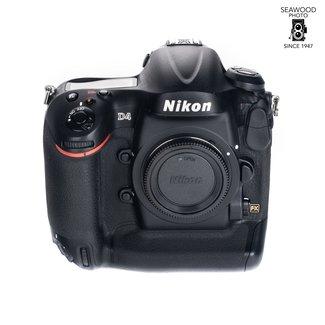 Nikon Used Nikon D4 Body