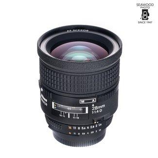 Nikon Used Nikon 28mm f/1.4D AF