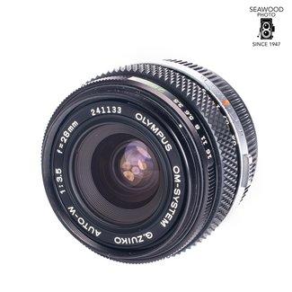 Olympus Olympus 28mm F/3.5