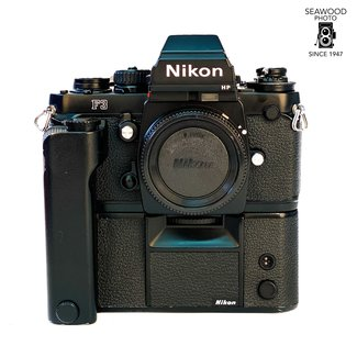 Nikon Nikon F3 HP Body With FREE MD-4 Drive